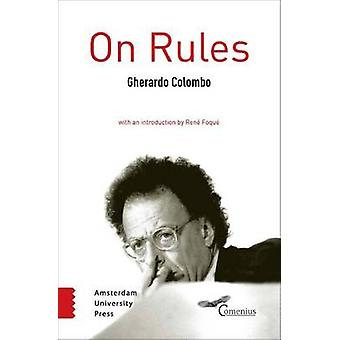 On Rules by Gherardo Colombo - 9789462981942 Book