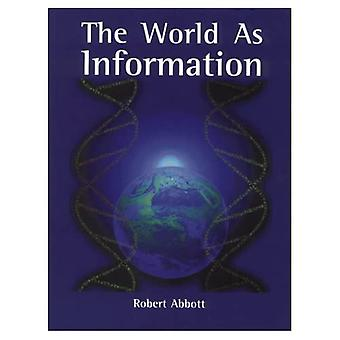 The World as Information