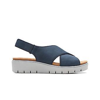 Clarks UN Karely Sun 2614877134 chaussures universelles pour femmes d'été