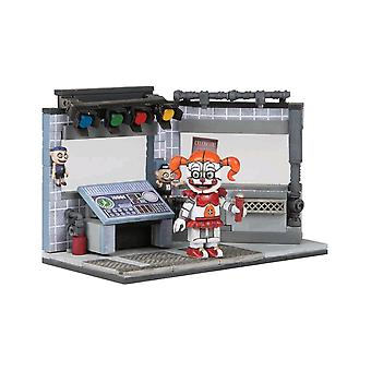 Five Nights Freddy's Circus Control Med Construction Set Ast