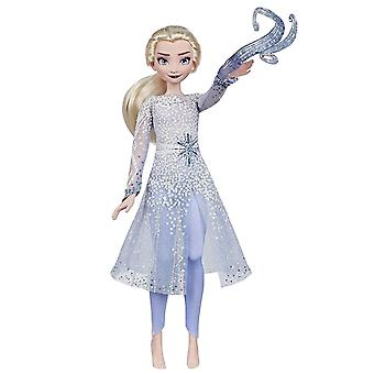 Bevroren 2, Pop 28 cm - Elsa