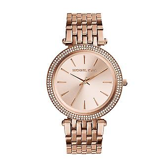 Michael Kors MK3192 Ladies Watch - Rose Gold