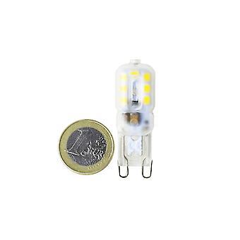 Jandei 5x Ampoule LED réglable G9 2.5W Blanc 3000oK Blister chaud