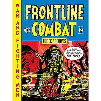 The Ec Archives - Frontline Combat Volume 2 by Harvey Kurtzman - 97815