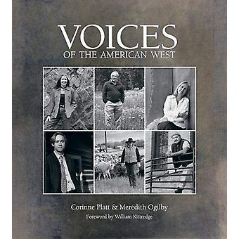 Voices of the American West by Corinne Platt - 9781555917159 Book