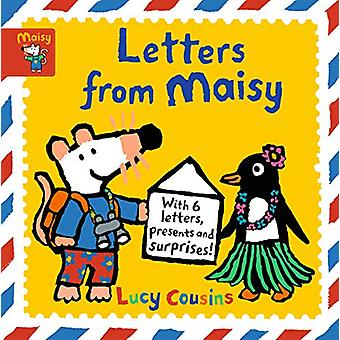 Letters from Maisy by Lucy Cousins - 9781406389319 Book