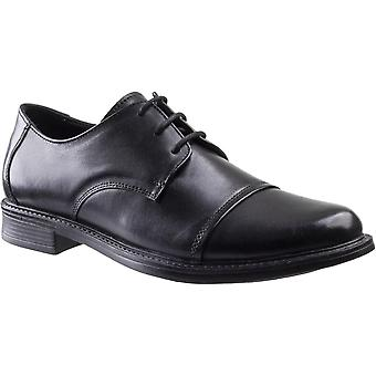 Amblers Mens Bristol Safety Lace Up Leather Shoes