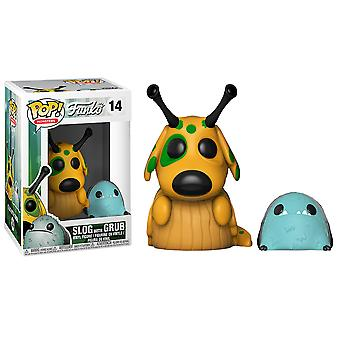 Wetmore Forest Slog with Grub Pop! Vinyl Chase Ships 1 in 6