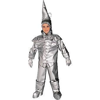 Tinman Trollkarlen från Oz barn kostym
