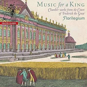 Music For A King - Chamber Works From The Court Of [CD] USA import