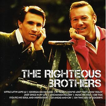Righteous Brothers - Icon [CD] USA import