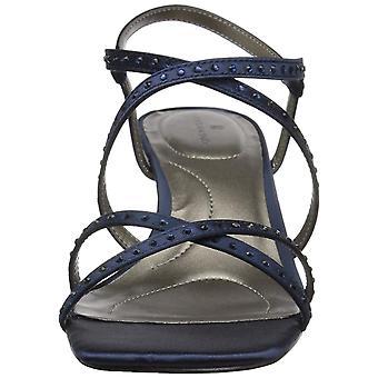 Bandolino Womens Ota Open Toe Special Occasion Slingback Sandals