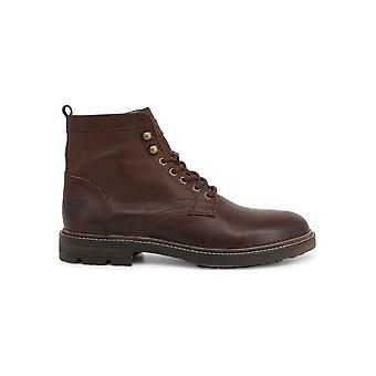 Docksteps - Shoes - Ankle boots - LYNN_2362_TMORO - Men - saddlebrown - EU 46