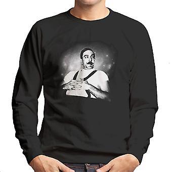 Albert Finney som Hercule Poirot 1974 Mäns tröja