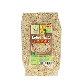 Thin Wholemeal Oat Flakes Bio 500 g