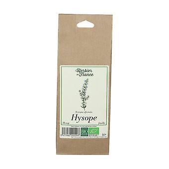 Hyssop Leaves 40 g