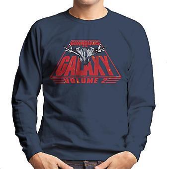 Marvel Guardians Of The Galaxy Vol 2 The Milano Men's Sweatshirt