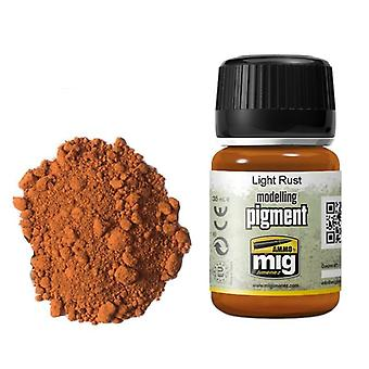 Ammo by Mig Pigments - Light Rust