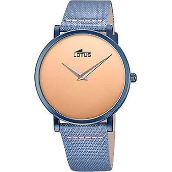 Lotus - Reloj de pulsera - Hombres - 18781/1 - Minimalista