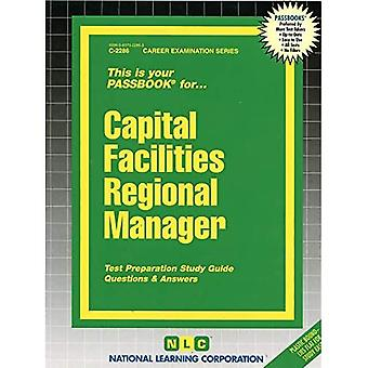 Capital Facilities Regional Manager: Passbooks Study Guide