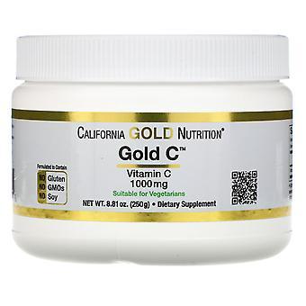 California Gold Nutrition, Gold C Powder, 8.81 oz (250 g)