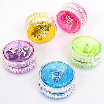 Led Flashing Magical Yoyo Ball Toys For Kids - Colorful And Easy To Carry Gift Lighted