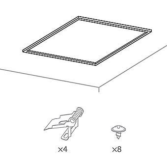 Geïnspireerde Techtouch - Paneel X2 Ecovision - LED-accessoire kit 1 lentetype: Springx4Pcs, M3X7 Screwx8Pcs