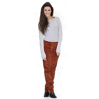 Stretch magro cabos calças