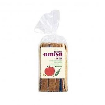 Amisa - 組織スペルト小麦イタリア スティック 200 g