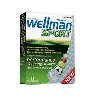 Vitabiotics - Wellman Sport 30 VTabs
