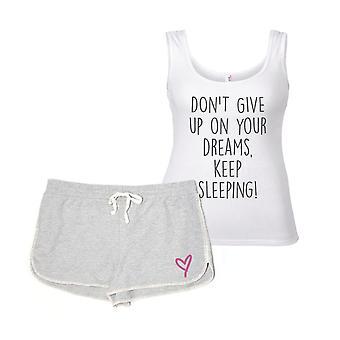 Don ' t renunta la visele tale ține pijamale de dormit