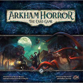 Arkham Horror De kaart game