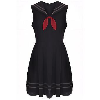 Jawbreaker Clothing Sailor Goth Dress
