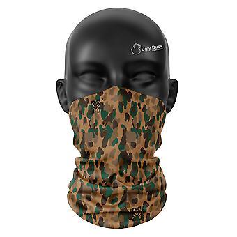 Wald Camo Farben Snood Gesicht Maske Schal Neckerchief Kopf Abdeckung Tube Buff