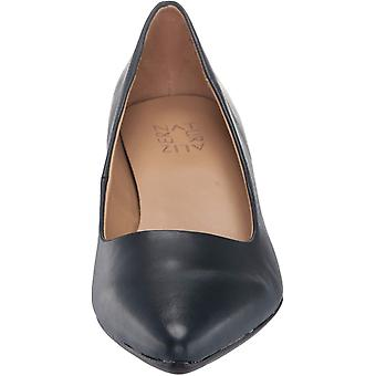 Naturalizer Womens Gia lederen wees teen klassieke Pumps