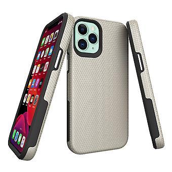Für iPhone 12 Mini Case Rüstung Stoßfest starke leichte schlanke Abdeckung Gold