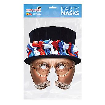 Mask-arade Beefeater Yeoman of the Warder Party Face Mask
