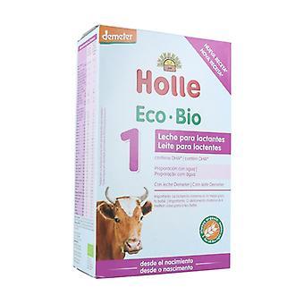 Organic Baby Milk Infant 1 400 g of powder