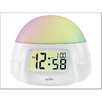 Acctim Selene Alarm Clock Colour Change 15392