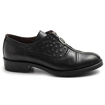 Dámská bota Le Bohemien Black Zippered