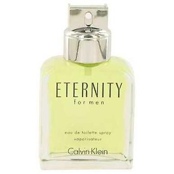 Calvin Klein Eau De Toilette Sprey (test) 3.4 Oz (erkek) V728-462722 by Eternity