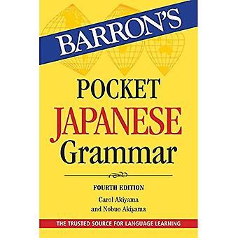 Pocket Japanese Grammar (Barron's Grammar)