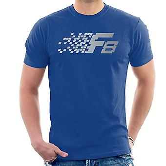 Fast and Furious F8 Pixelated Men's T-Shirt