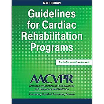 Lignes directrices pour les programmes de réadaptation cardiaque