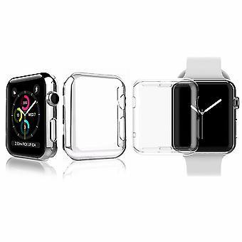 Transparente TPU Rundum stark & Schutzhülle für Apple Watch, 38mm