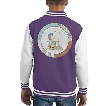 Holly Hobbie Venlighed er en særlig kunst Kid's Varsity Jacket