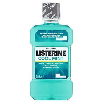 Listerine Mundwäsche - Cool Mint 250ml x6