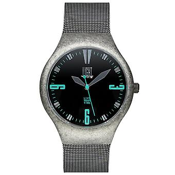 Light time watch mesh vintage l148d