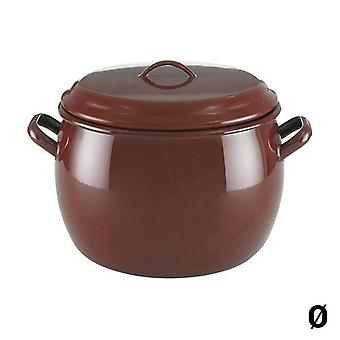 Casserole with Lid Quid Classic Enamelled Steel/32 cm