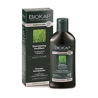 Organic Bellezza Fortifying Shampoo None
